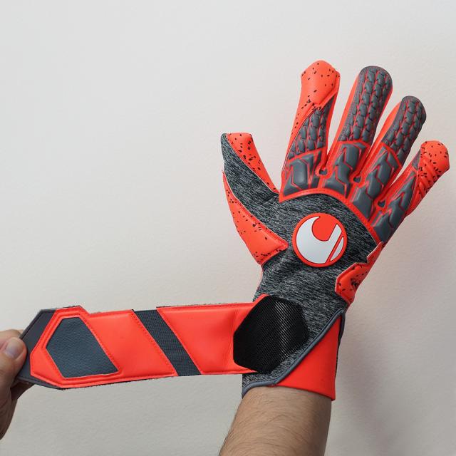 1011053-02 エアロレッド スーパーグリップ ハーフネガティブ wrist
