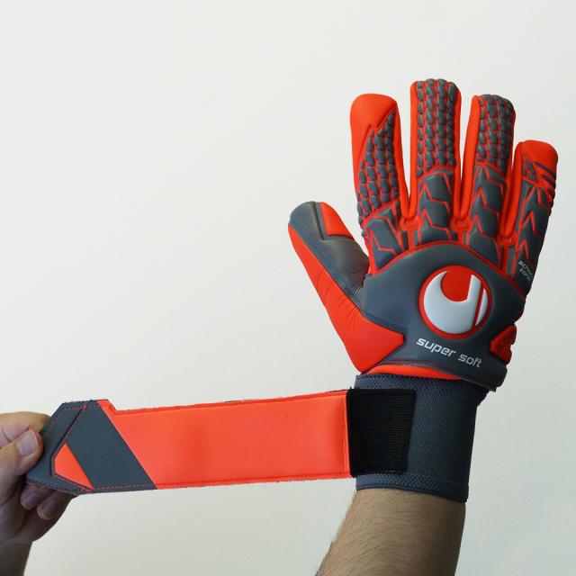 1011082-02 エアロレッド スーパーソフト ハーフネガティブ wrist