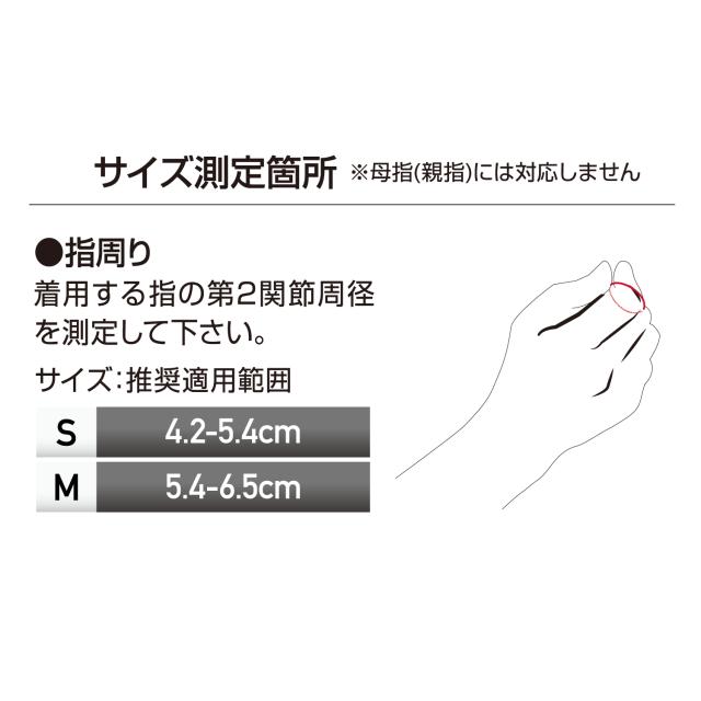 M448 フィンガーサポート