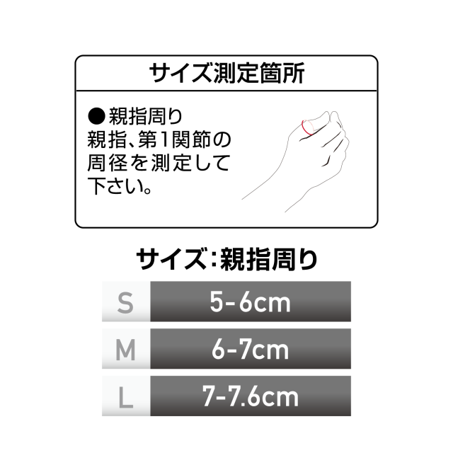 M468 サムサポート