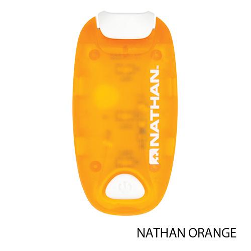 NS5071 ストローブライト NATHAN ORANGE