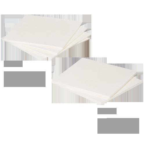 TS09_低反発フォームパッド 厚さ5mm (4枚入)