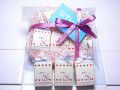 手作り石鹸ベイビー3個入り出産祝いプレゼントセット