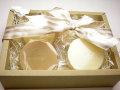 オーガニック化粧品手作り石鹸アンティアン  ギフトボックススーササ4個写真