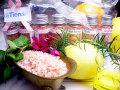 手作り石鹸アンティアン ヒマラヤ岩塩天然入浴剤アロマバスソルト「7Days」