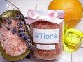 手作り石鹸アンティアン ヒマラヤ岩塩天然入浴剤アロマバスソルト「リラックス250」写真