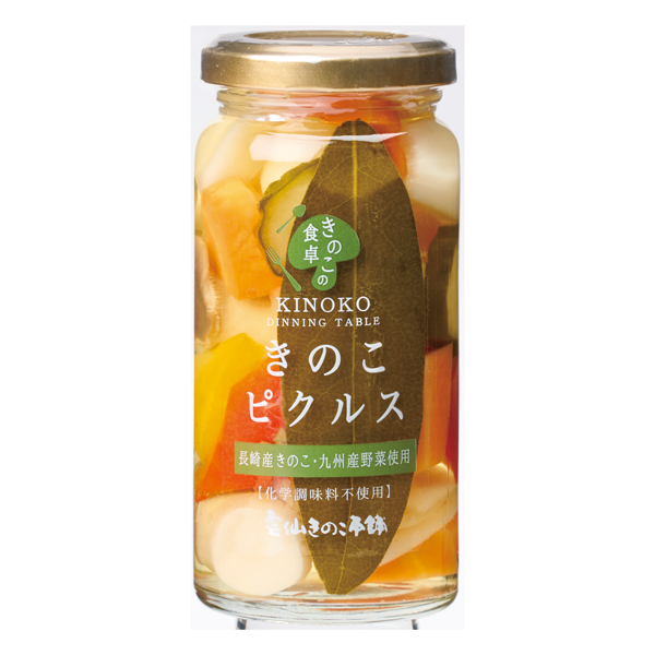 きのこピクルス【夏季限定】