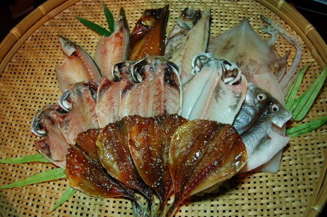 【お歳暮・お中元・ご贈答】魚伝ひものセット