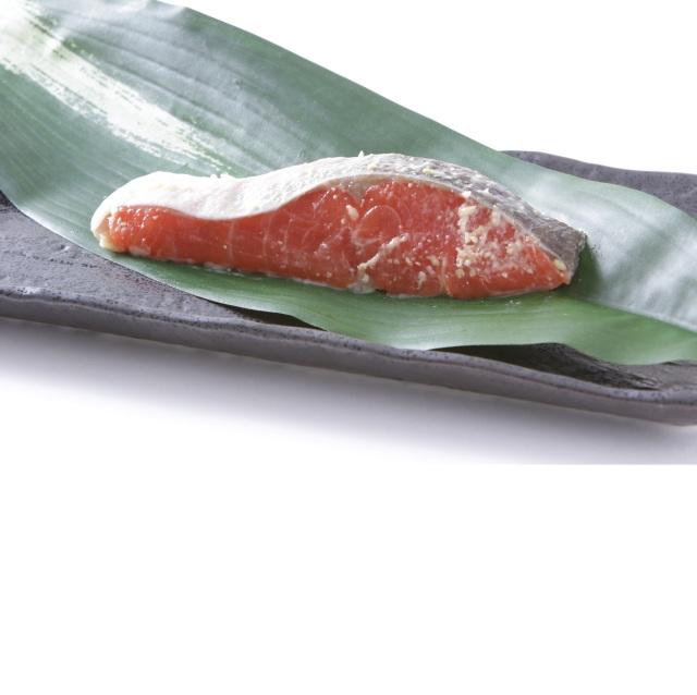 紅鮭西京漬け