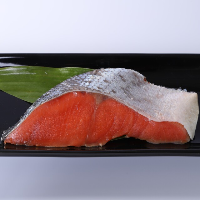 紅鮭 切身
