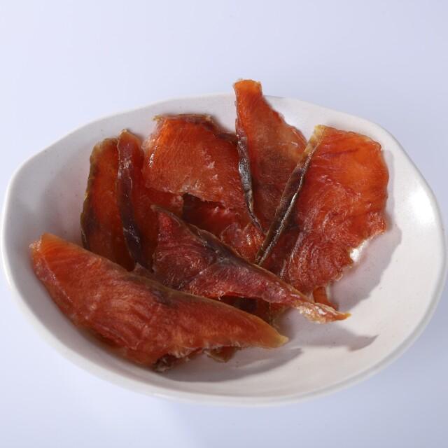鮭とば 器