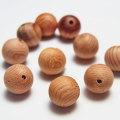 屋久杉 ビーズ 10mm珠 バラ売り バラ珠 屋久杉 屋久島 ブレスレット オンビル アップストーン