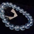 アクアマリン ブラジル産 3月誕生石 ブレスレット 数珠 パワーストーン 天然石