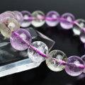クンツァイト リチア輝石 アフガニスタン産 ブレスレット 数珠 恋愛運 天然石 パワーストーン