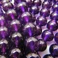 【半連】アメジストAAA【10mm珠:半連約20cm】激安卸価格で限定販売AAA|アメジスト|紫水晶|天然石|パワーストーン|連|連販売