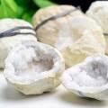 水晶 ジオード 晶洞 ドーム 原石 モロッコ産 浄化 パワーストーン 天然石