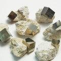 キュービックパイライト 黄鉄鉱 結晶 原石 母岩 スペイン ナバフン アップストーン オンビル