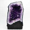 アメジストドーム ブラジル産 紫水晶 置物 風水 カペーラ ジオード 天然石 パワーストーン