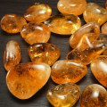 シトリン 黄水晶 タンブル ポリッシュ 磨き石 オンビル 天然石 アップストーン