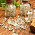 両剣水晶 ダブルターミネイテッド パキスタン産 瓶詰め インテリア パーキマー アップストーン オンビル