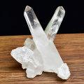 水晶 原石 クラスター 内モンゴル産 風水 インテリア 浄化 置物 結晶 天然石 パワーストーン