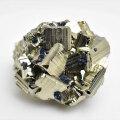 パイライト 黄鉄鉱 ペルー ワンサラ 原石 結晶 アップストーン オンビル