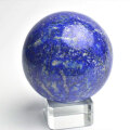 ラピスラズリ 丸玉 ブレスレット 置物 スフィア アフガニスタン産 オンビル 天然石 アップストーン