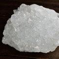 アナンダライト 天然水晶 遊色効果 イリデッセンス 天然レインボークォーツ 原石 クラスター 浄化 天然石