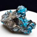 クリソコラクォーツ chrysocolla with quartz ペルー テンタドラ テンタドーラ tentadora 原石 結晶 標本 天然石