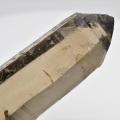 ブラジル ディアマンティーナ産 スモーキークォーツ 煙水晶 原石 単結晶 ポイント 素材 天然石 パワーストーン