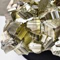 パイライト 原石 結晶 特大 クラスター 黄鉄鉱 Pyrite Huanzalla ワンサラ 天然石 パワーストーン