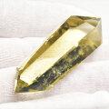 シトリン 天然シトリン ダブルターミネイテッド ダブルポイント 両剣 黄水晶 置物 天然石 パワーストーン