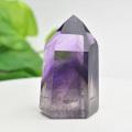 アメジストファントム アメジスト ポイント 六角柱 紫水晶 天然石 52月誕生石 置物 パワーストーン