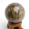 ガーデンクォーツ 丸玉 千層ガーデン 千畳ガーデン 庭園水晶 置物 天然石 パワーストーン