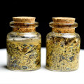 ゴールドルチル ルチルクォーツ 針だけ 内包物 瓶詰め 詰め合わせ 天然石 パワーストーン