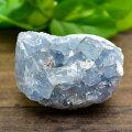 セレスタイト エッグ 卵型 天青石 原石 結晶 マダガスカル産 アップストーンオンビル
