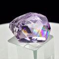 ラベンダーアメジスト タンブル レインボー 虹入り レインボーアメジスト 紫水晶 パワーストーン