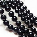オニキス ブラックオニキス【16mm珠連売り:一連約40cm】オニキス|ブラックオニキス|天然石|パワーストーン|連|連販売