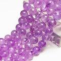 ラベンダーアメジスト【12mm珠連売り:一連約40cm】激安卸価格で限定販売アメジスト|紫水晶|天然石|パワーストーン|連|連販売
