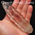 ガネーシュヒマール産 水晶 単結晶 結晶 原石 ヒマラヤ水晶 ネパール オンビル 天然石 アップストーン