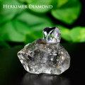 ハーキマダイアモンド ハーキマーダイヤモンド ハーキマー水晶 両剣水晶 アメリカ 原石 天然石