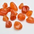 天然カーネリアン ボツワナ産 タンブル 詰め合わせ 紅玉髄 マクラメ ワイヤー 天然石 パワーストーン