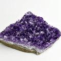 アメジスト クラスター 原石 結晶 ウルグアイ産 群晶 浄化 紫水晶 置物 インテリア オンビル 天然石 アップストーン