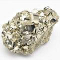 パイライト 原石 結晶 クラスター 黄鉄鉱 Pyrite ワンサラ 天然石 パワーストーン