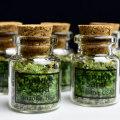 アリゾナ産 ペリドット 原石 詰め合わせ ミニボトル 瓶 天然石 パワーストーン