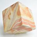 ライオライト キューブ ワンダーストーン 流紋岩 置物 ユタ州 アップストーン オンビル