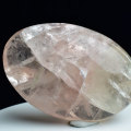 ペルー産 ピンクフローライト 蛍石 タンブル 原石 磨き コレクション 天然石 パワーストーン