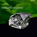 水入り ハーキマーダイヤモンド 原石 天然水晶 herkimer ハーキマー水晶 天然石 パワーストーン