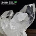 水晶 原石 クラスター 結晶 特大 ブラジル バイーア ポリッシュ 浄化 天然石 パワーストーン