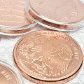 純銅 インゴット メダル コイン カッパー コッパー バイソン インディアン アメリカンイーグル 星条旗 リンカーン